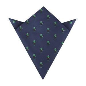 Frankenstein pocket square