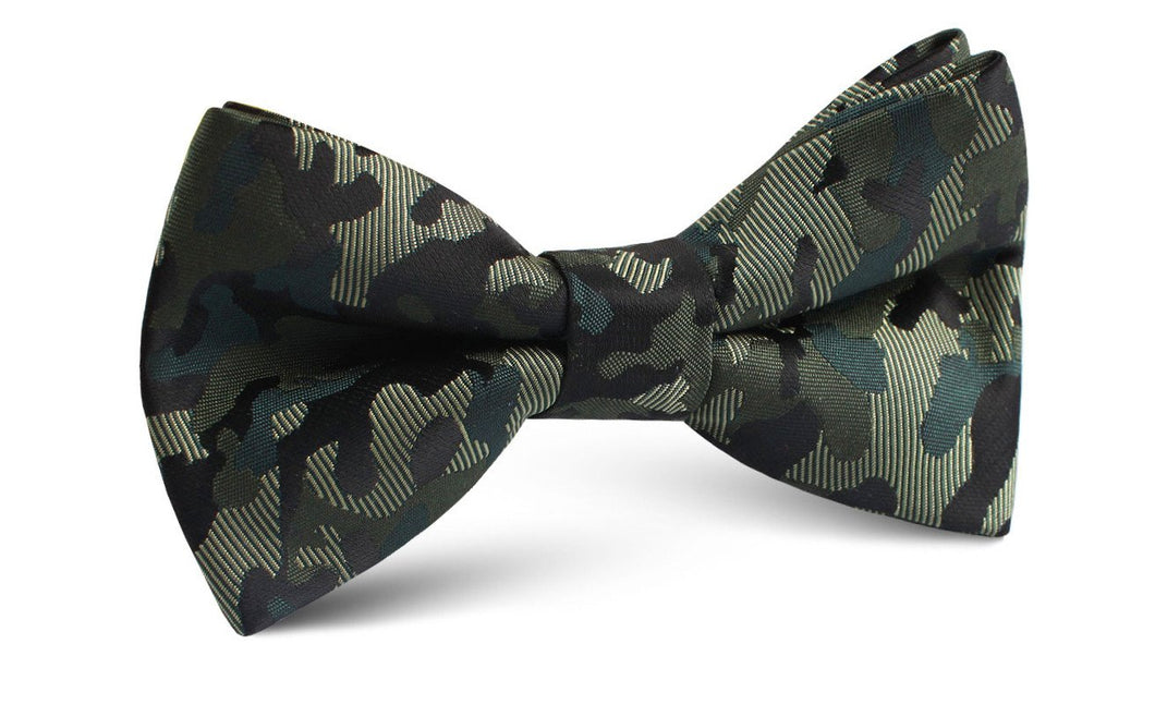 G.I. H-Bomb Bow Tie - Adult Size - Pre-Tied