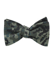 Load image into Gallery viewer, G.I. H-Bomb Bow Tie - Adult Size - Self-Tie