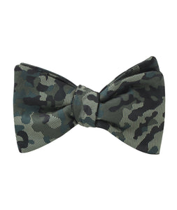 G.I. H-Bomb Bow Tie - Adult Size - Self-Tie