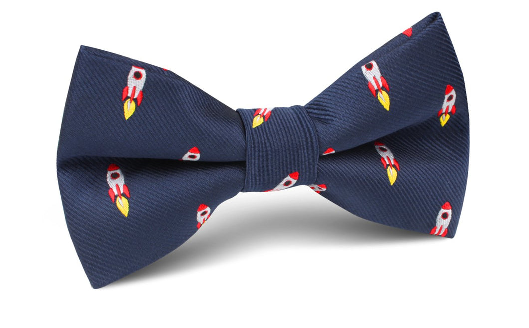 H-Bomb, We Have Liftoff! Bow Tie - Adult Size - Pre-Tied