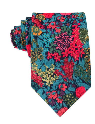 H-Bomb's Jungle - Adult Size - Necktie