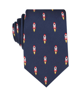 H-Bomb, We Have Liftoff! Necktie - Adult Size