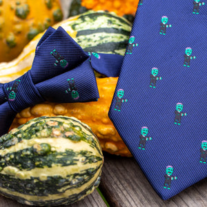 Spooky Monster, Frankenstein Kids Bow Tie