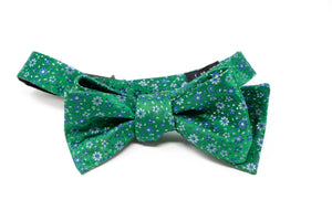 Irish Wild Flowers - Adult Size - Self-Tie Bow Tie