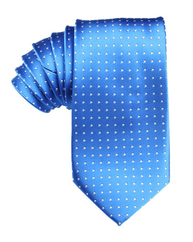 Light It Up Blue - Adult Size - Necktie