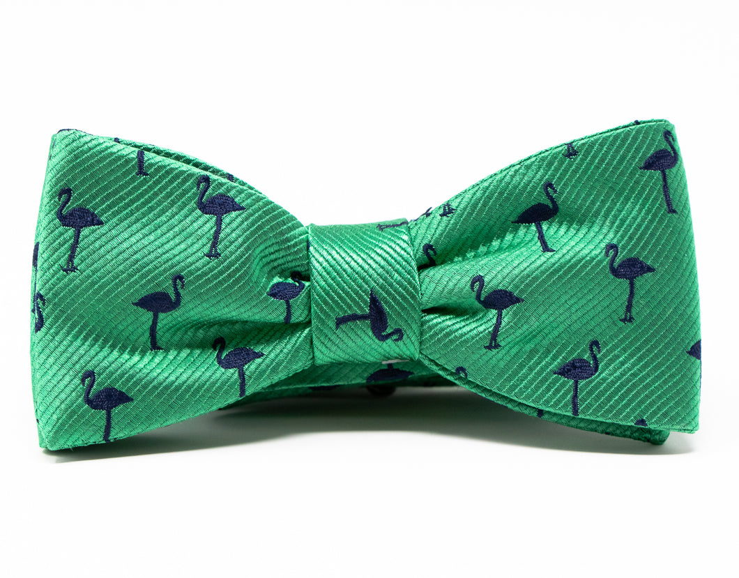 Livin' in a South American Paradise Bow Tie - Premium Youth Size - Pre-Tied