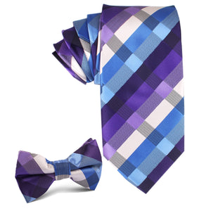 Magical Skies - Father & Son Matching Tie Set
