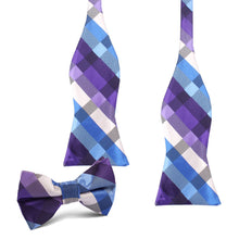 Load image into Gallery viewer, Magical Skies - Father & Son Matching Tie Set