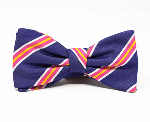 Meet Me At The Club Bow Tie - Premium Adult Size - Pre-Tied