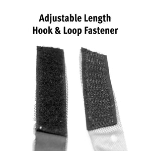 Kids bow bow tie hook & loop touch fastener