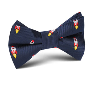 H-Bomb, We Have Liftoff! Bow Tie - Adult Size Self-Tie