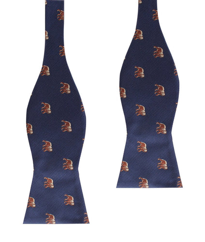 The Bruin Bow Tie - Adult Size - Self-Tie