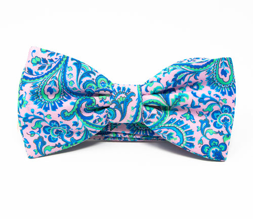 The Cameron Bow Tie - Premium Youth Size - Pre-Tied
