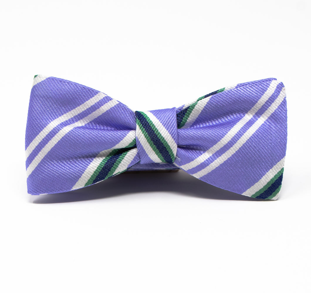 The Carlton Bow Tie - Premium Youth Size - Pre-Tied
