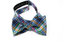 Load image into Gallery viewer, The Collegiate - Adult Size - Self-Tie Bow Tie