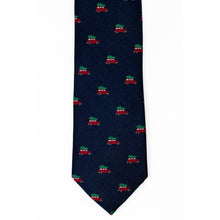Load image into Gallery viewer, The Griswold neck tie top view