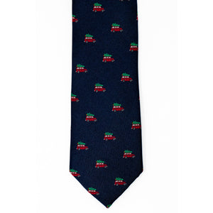 The Griswold neck tie top view
