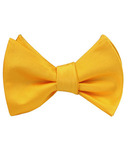 Tuscan Sunflower Bow Tie - Adult Size - Self-Tie