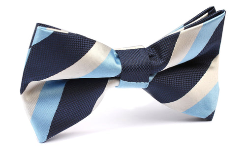 Weekend In the Hamptons Bow Tie - Adult Size - Pre-Tied