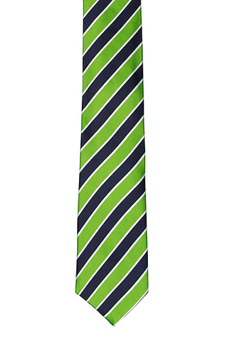 Electric Green - Necktie - Adult Size