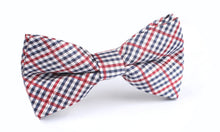 Load image into Gallery viewer, The American President Bow Tie - Pre-Tied Bow Tie
