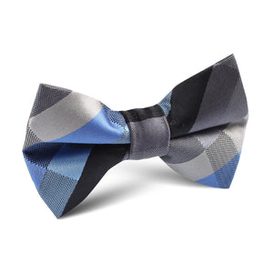 Suburban Camo Bow Tie - Youth Size - Pre-Tied