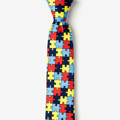 Different Not Less Boys Neck Tie