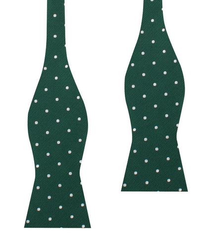 Green With Envy Bow Tie - Adult Size - Self-Tie