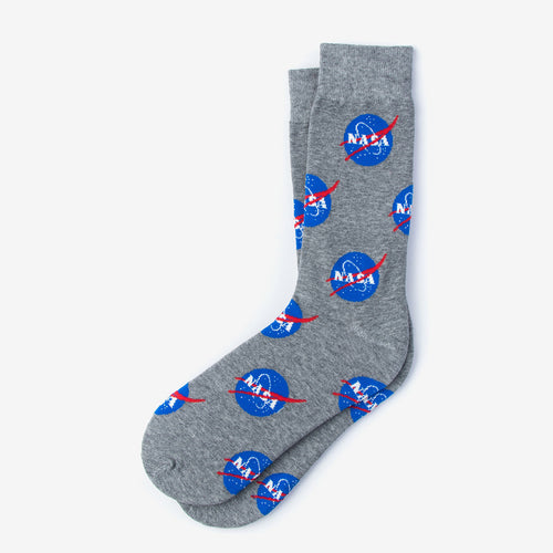 We Have Liftoff! - NASA Space Dress Socks