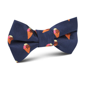 Ice Cream Bow Tie for Kids