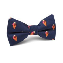 Load image into Gallery viewer, Ice Cream Bow Tie for Men - Pre-Tied Bow Tie