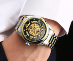 Men's Luxury Automatic Skeleton Watch