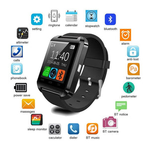 IOS and Android Sports Smartwatch