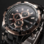 Curren Waterproof Chronograph
