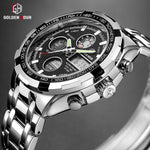 Eternity Stainless Steel Chronograph