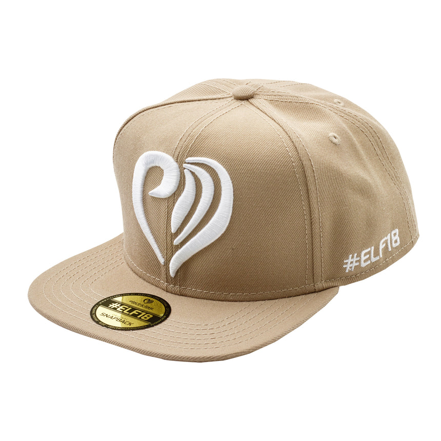 Classic Snapback Brown
