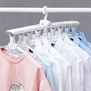 50% OFF 8 In 1 Multi-Purpose Metal Magic Hangers(More than two free shipping) - fjt-shop.store