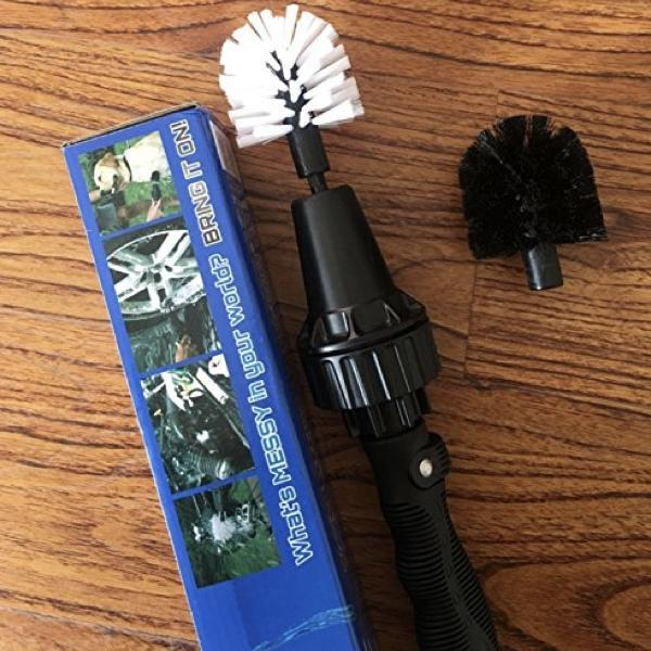 WATER DRIVEN BRUSH - fjt-shop.store