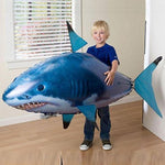 Flying Shark & Clownfish Remote Control Toy