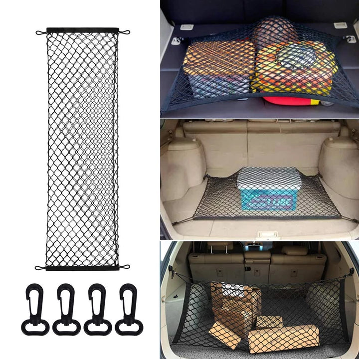 Last day promotion --Storage Mesh Organizer Bungee for Car