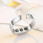Magical ring that blocks snoring