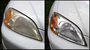 Restore Headlights PERMANENTLY