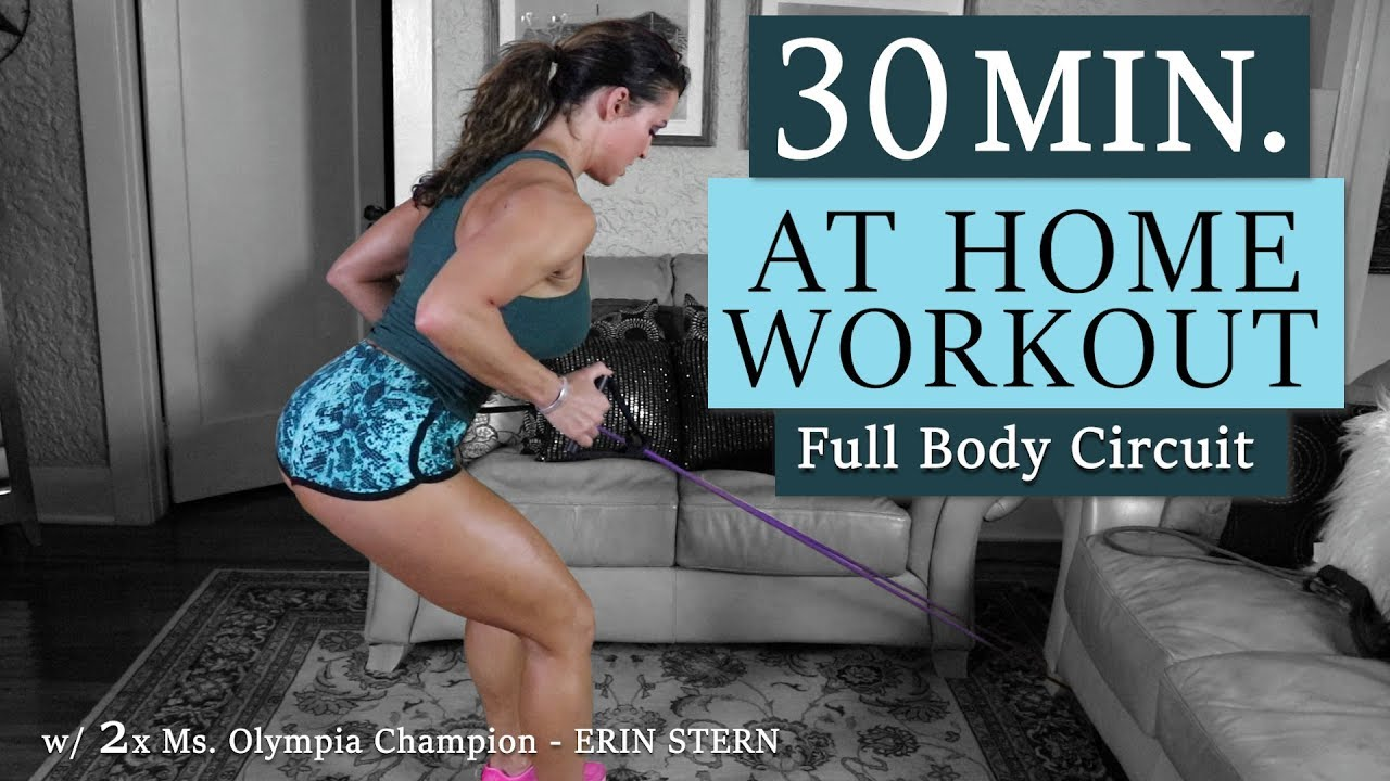 Home Workout with Bands - Free Download
