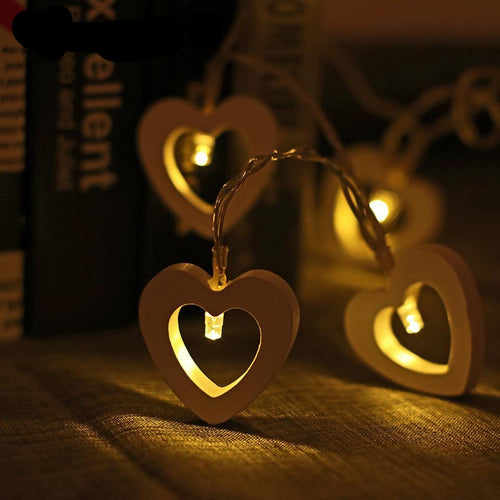 Wooden Heart String