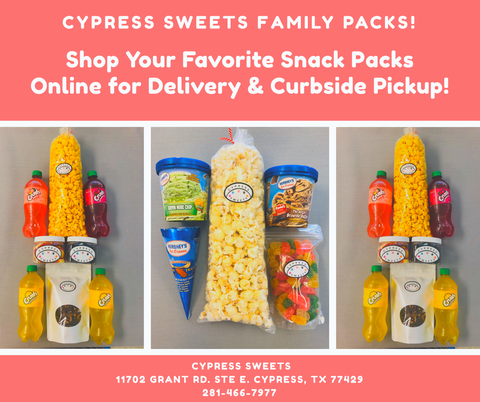 CySweets Family Packs