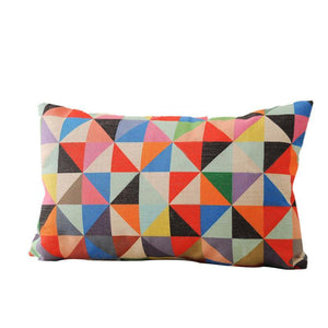 Geometric Cushion Covers Decorative Pillows Cushions Home Decor Creative