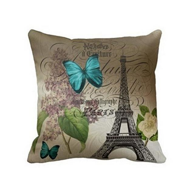 Pillow Case Sofa Waist Throw Cushion Cover Home Decor