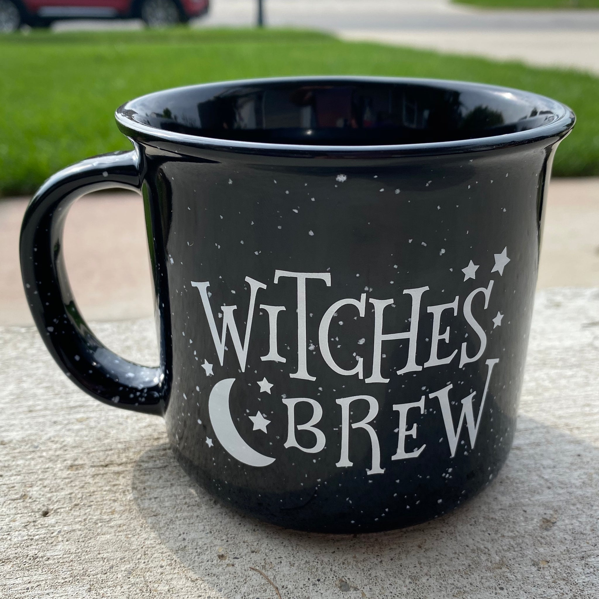 Witches Brew Campfire Mug