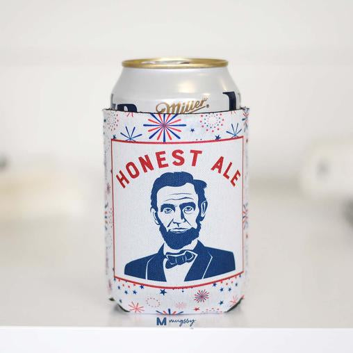 Honest Ale Can Cooler
